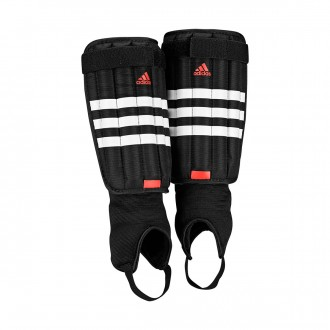 Shinpads  adidas Evertomic Black-White-Solar red
