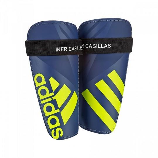 Espinillera  adidas Iker Casillas Lite Pantone-Solar yellow