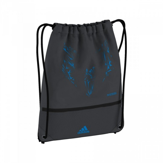 Saco  adidas Messi Dark grey-Shock blue
