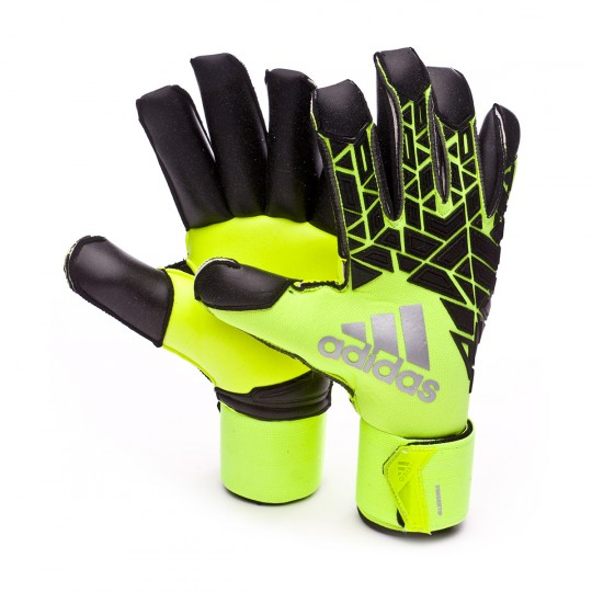 Guante  adidas Ace Transition FingerTip Solar yellow-Black-Semi solar yellow