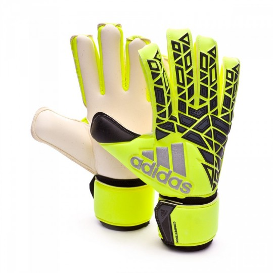Guante  adidas Ace competition Solar yellow-Black-Onix