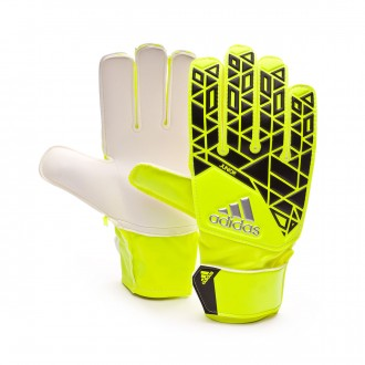 Guante  adidas jr Ace Solar yellow-Black