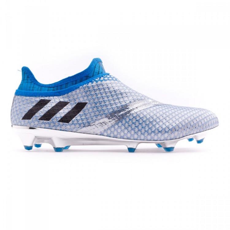 quality design 1e02a 9cbf9 Football Boots adidas Messi 16+ Pureagility Silver metallic-Black ...