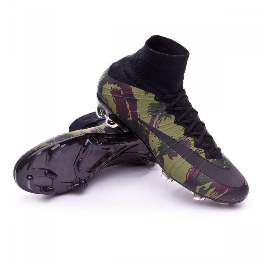 217b6b34 Football Boots Nike Mercurial Superfly ACC SE FG Camo - Football ...
