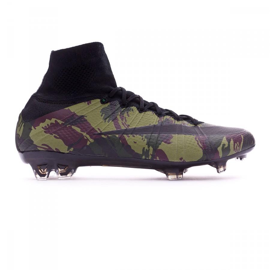 Bota de fútbol Nike Mercurial Superfly ACC SE FG Camo - Soloporteros ... 6e2df0436c11a