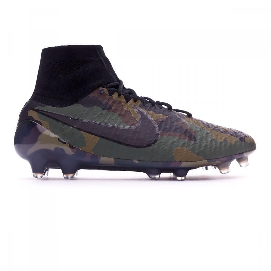 18c3492733c44 Zapatos de fútbol Nike Magista Obra ACC SE FG Camo - Tienda de fútbol Fútbol  Emotion