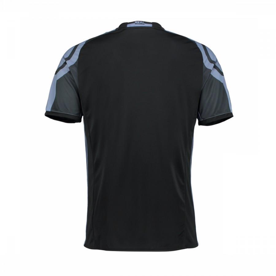 20db30e81 Jersey adidas Real Madrid 3rd Kit 2016-2017 Black-Super purple - Football  store Fútbol Emotion