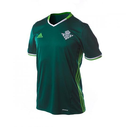 Camiseta  adidas Real Betis Away 2016-2017 Collegiate green-Intense green