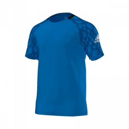Camiseta  adidas Messi Climacool Shock blue