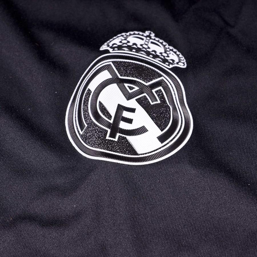 b5a8d0689 Kit adidas Real Madrid 3rd Kit 2016-2017 mini Kids Black-Super purple -  Football store Fútbol Emotion