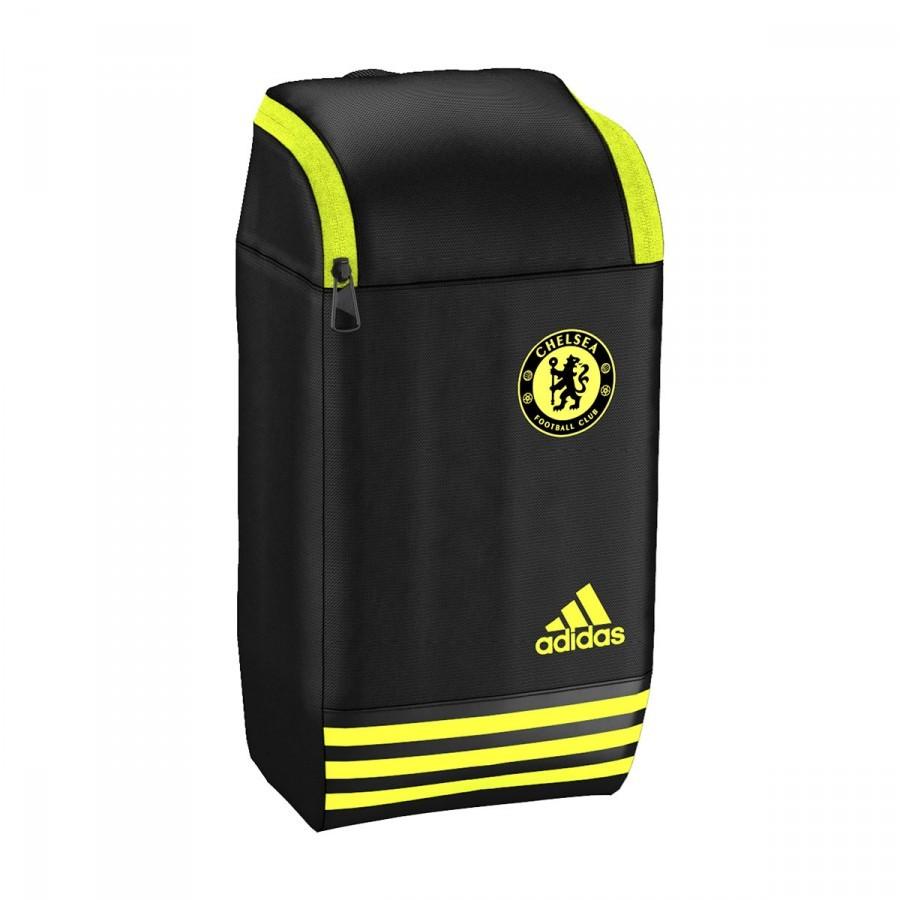 1f1e90c2c9 Boot bag adidas Chelsea FC 2016-2017 Black-Solar yellow - Football ...