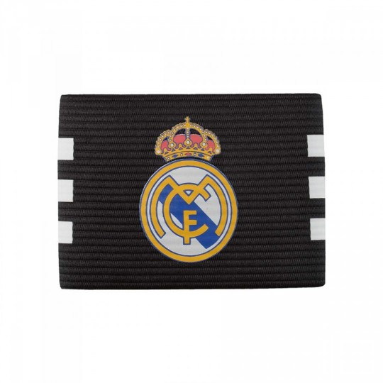 Brazalete  adidas Real Madrid 2016-2017 Black-White