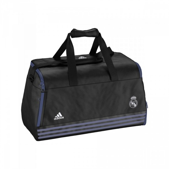Bolsa  adidas Real Madrid Black-White