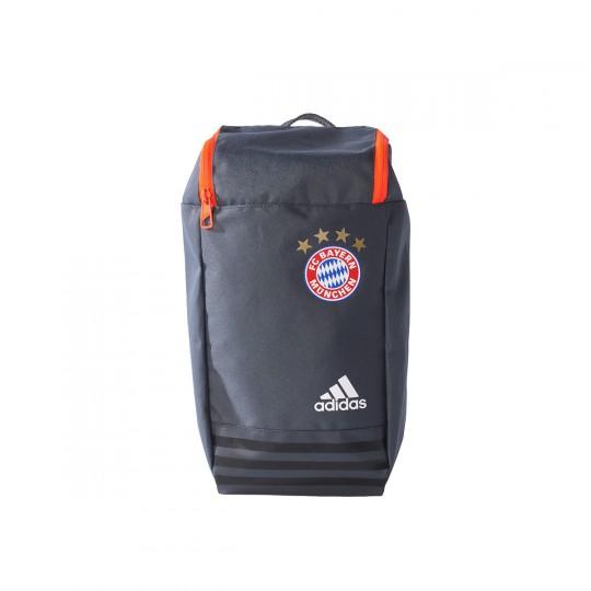 Sapatilheiro  adidas FC Bayern de Munich Solid grey-Solar red