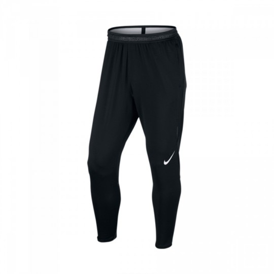 Pantalón largo  Nike Strike Football Black-White