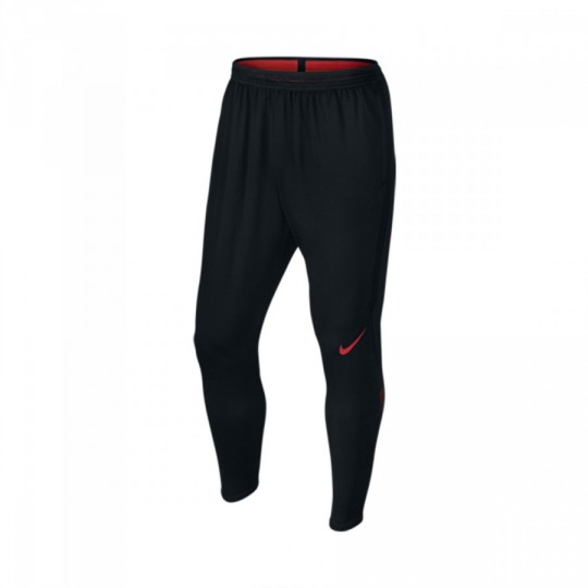 Pantalón largo  Nike Strike Football Black-University red