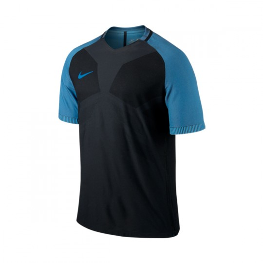Camisola  Nike Aeroswift Strike Football Black-Photo blue