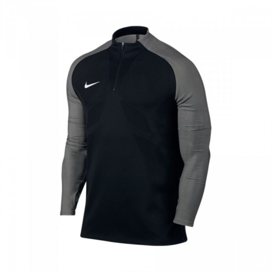 Camisola  Nike Strike Football Drill Top Black-Grey