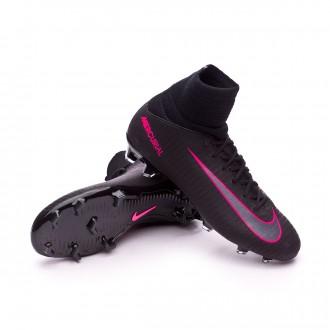 Bota  Nike jr Mercurial Superfly V ACC FG Black-Pink blast
