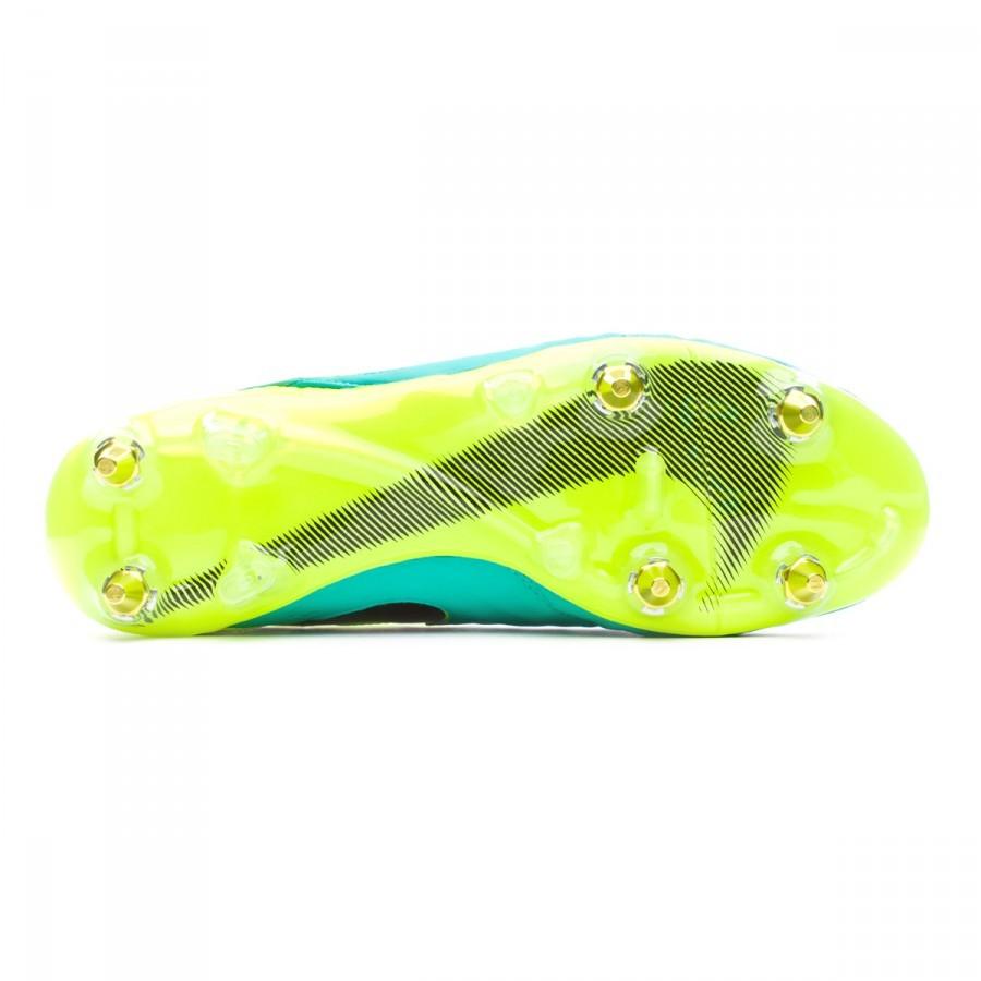 007bc6d358f Football Boots Nike Tiempo Legend VI ACC SG-Pro Clear jade-Black-Volt - Tienda  de fútbol Fútbol Emotion