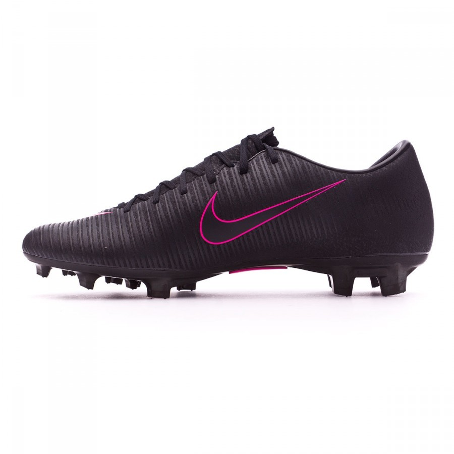 cedc48311 Football Boots Nike Mercurial Victory VI FG Black-Pink blast - Football  store Fútbol Emotion