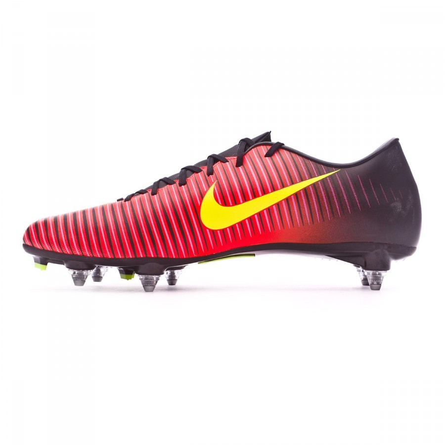 ba084703ed914 Football Boots Nike Mercurial Victory VI SG Total crimson-Volt-Black-Pink  blast - Football store Fútbol Emotion