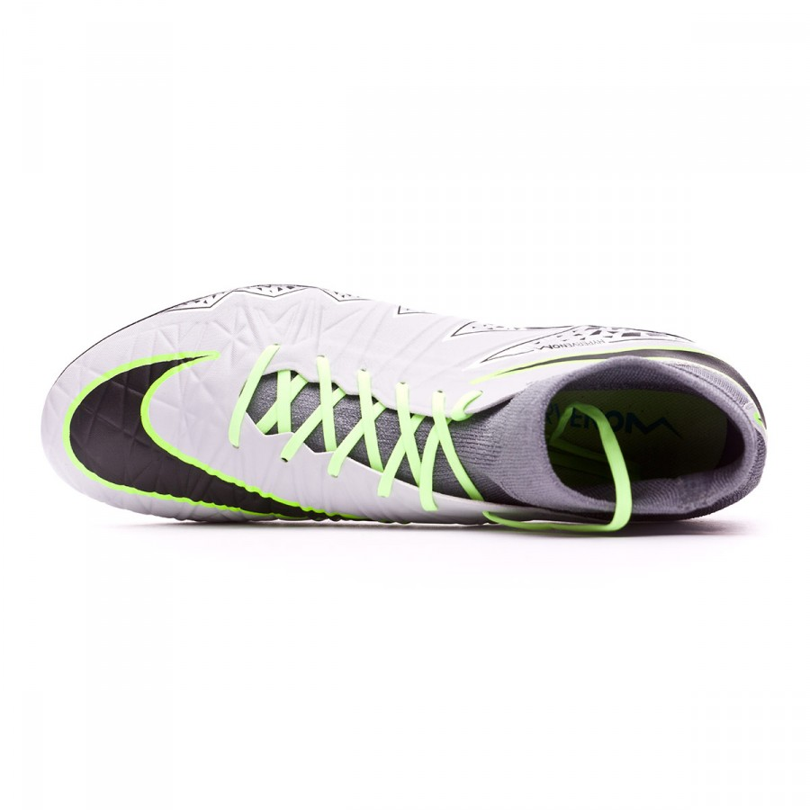 outlet store 5f6fe b7c09 ... Bota HyperVenom Phatal II Dynamic Fit FG Pure platinium-Black-Ghost  green-Clear. CATEGORY