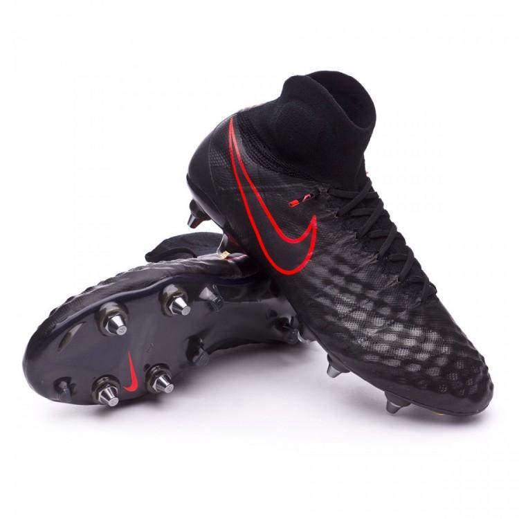 Nike Magista Obra 2 Total Crimson Nero Rosso
