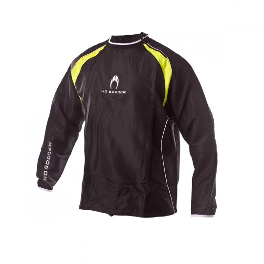 Chubasquero  HO Soccer GK Top Winter Jacket Black