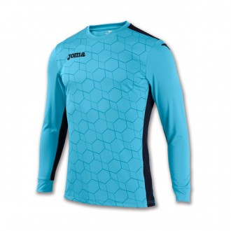 Jersey  Joma Derby II m/l Fluorescent turquoise