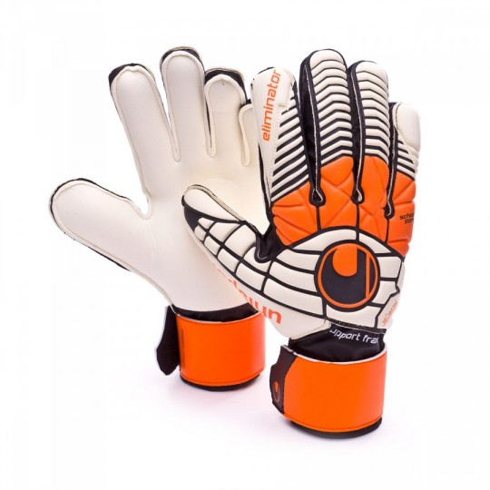 Luvas  Uhlsport Eliminator Soft SF Black-Orange-White