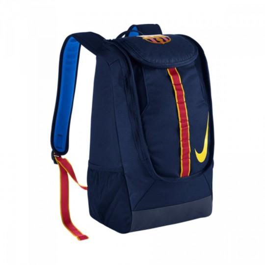 Mochila  Nike Allegiance FC Barcelona Shield 2016-2017 Midnight navy-University gold