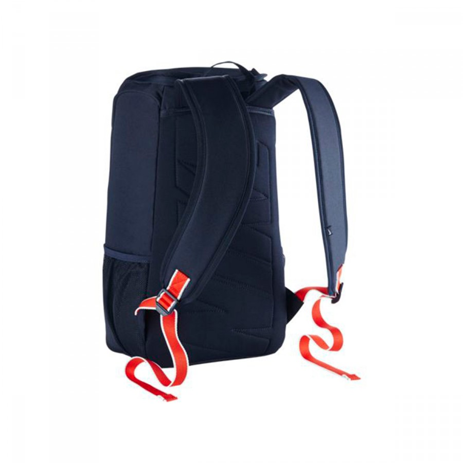 17042fad2 Backpack Nike Allegiance PSG Shield Compact Midnight navy-White - Football  store Fútbol Emotion