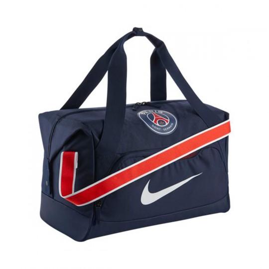 Mochila  Nike Allegiance PSG Shield Compact Midnight navy-White