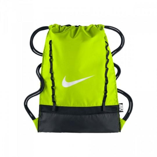 Saco  Nike Brasilia 7 Training Volt-Black