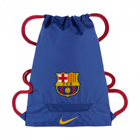 Saco  Nike Gymsack FC Barcelona 2016-2017 Game royal-Red-University gold
