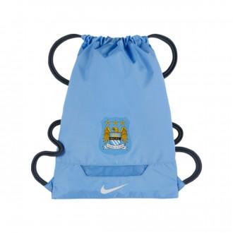 Saco  Nike Gymsack Manchester City Allegiance 2016-2017 Field blue-Mingnight navy