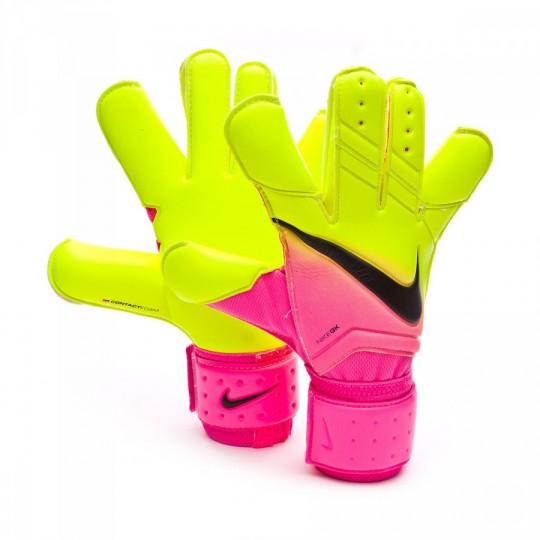 Glove  Nike Vapor Grip 3 Pink blast-Volt-Black