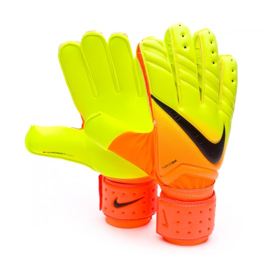 Guante  Nike Spyne Pro Bright citrus-Volt-Black