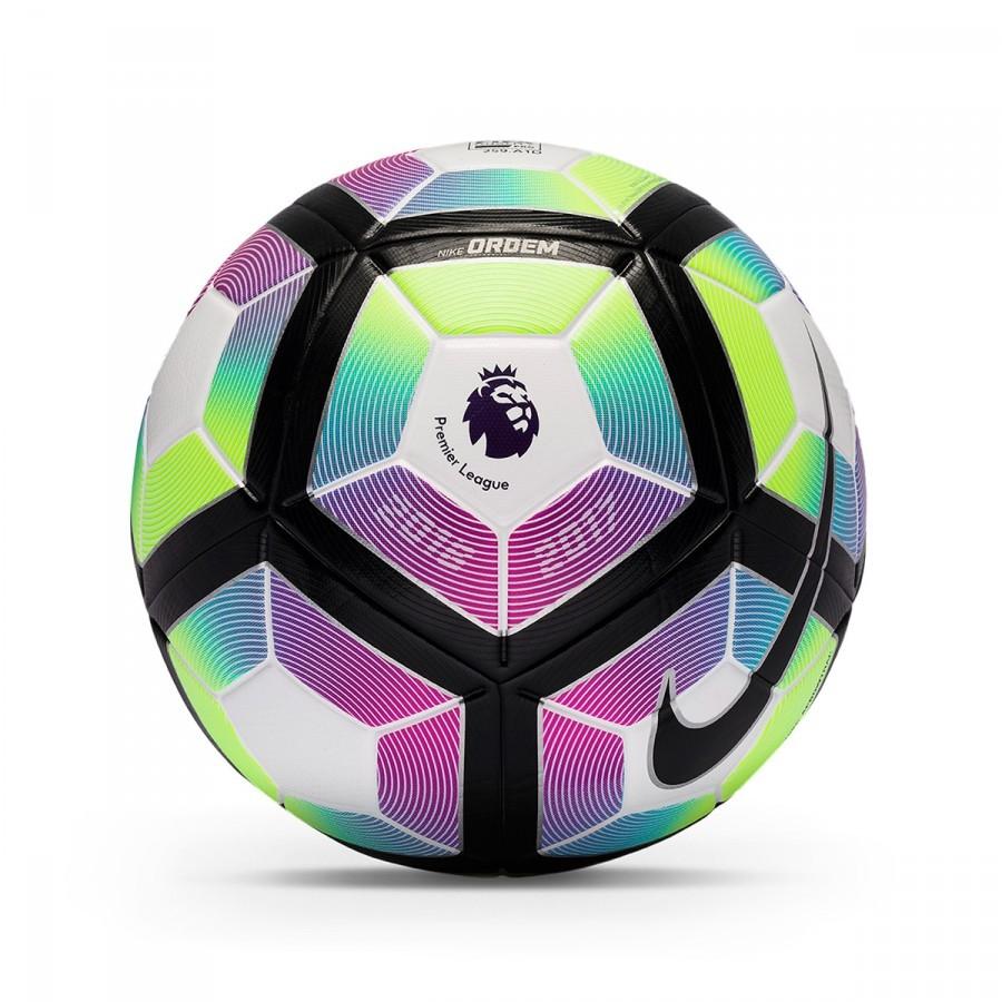 773b614f2026f Balón Nike Premier League Ordem 4 Football White-Blue - Tienda de fútbol  Fútbol Emotion