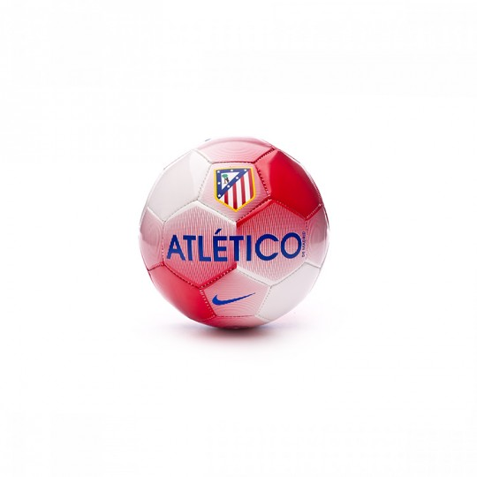 Bola de Futebol  Nike mini Atletico de Madrid 2016-2017 Varsity red-Hyper clean blue
