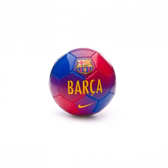 Bola de Futebol  Nike mini FC Barcelona 2016-2017 Game royal-Prime red