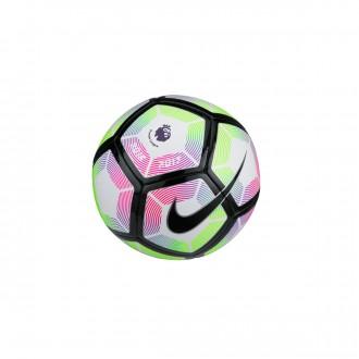 Balón  Nike mini Premier League White-Blue-Black