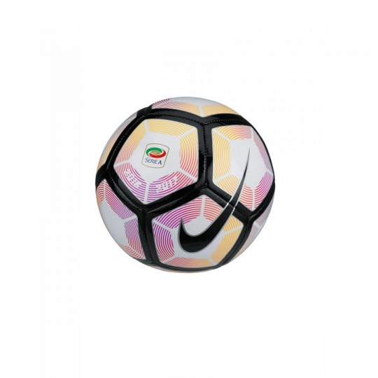Bola de Futebol  Nike mini Serie A White-Purple
