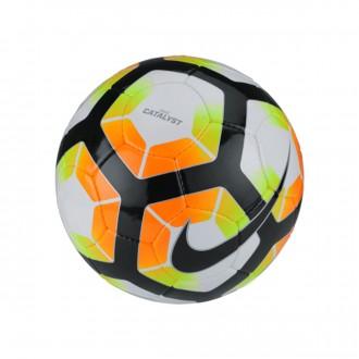 Balón  Nike Catalyst Football White-Bright crimson