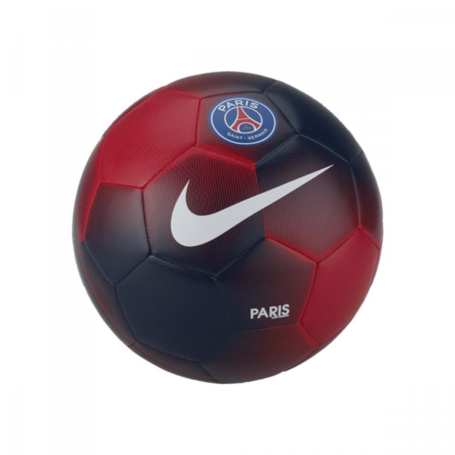 Ball Nike PSG Prestige Challenge red-Mindnight navy - Football store ... 186f2c2ae6059