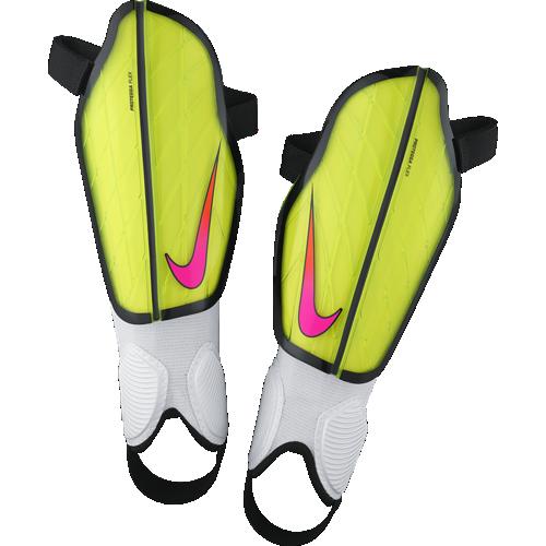 Espinillera  Nike Protegga Flex Volt-Black-Pink blast