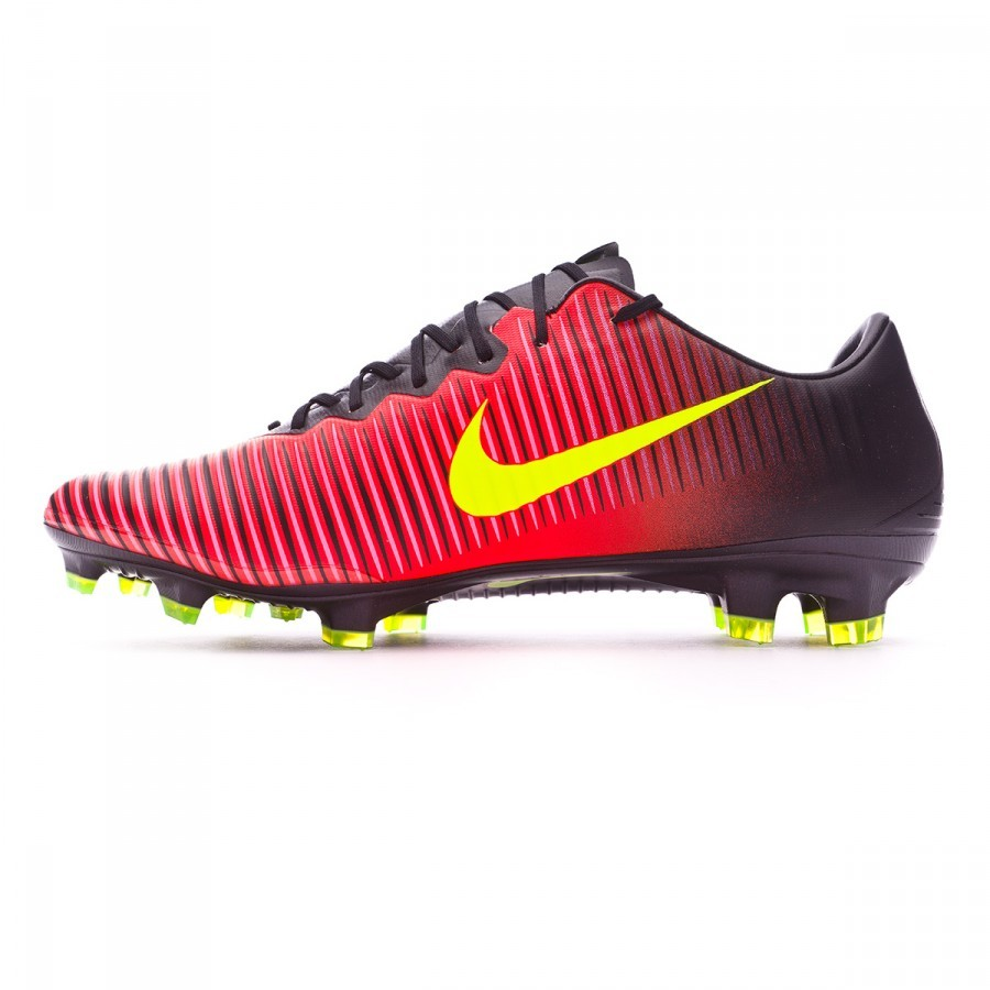 4a08387c9561 Football Boots Nike Mercurial Vapor XI ACC FG Total crimson-Volt-Black-Pink  blast - Football store Fútbol Emotion