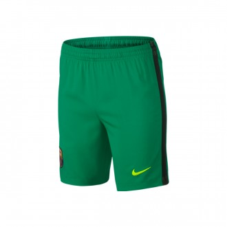 Pantalón corto  Nike FC Barcelona Segunda Equipación Stadium Portero 2016-2017 Niño Lucid green-Volt