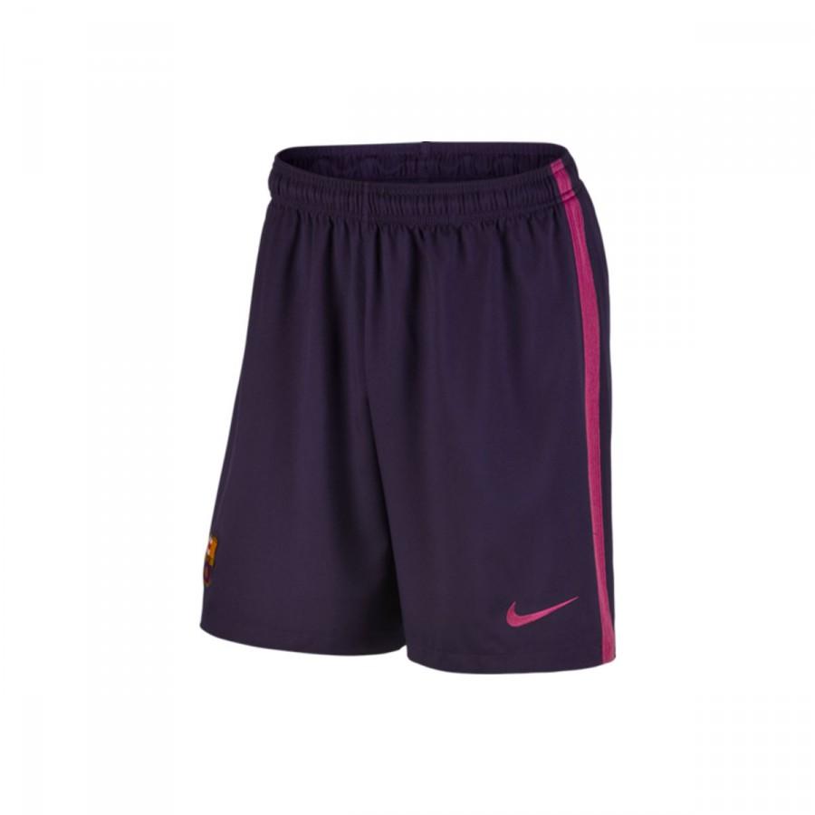 3db125c23 Shorts Nike Jr FC Barcelona Away Stadium 2016-2017 Purple dynsty ...